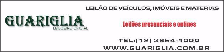Guariglia Leilão Caçapava